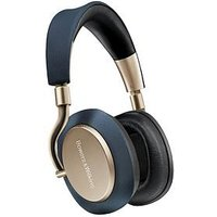 Bowers & Wilkins Px Noise Cancelling Wireless Over Ear Headphones, Soft Gold