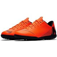 Nike Nike Junior Mercurial Vapor 12 Club Astro Turf Football Boots, Orange, Size 1