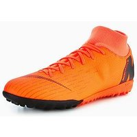 Nike Nike Mens Mercurial Superfly 6 Academy Astro Turf Football Boot, Orange, Size 7, Men