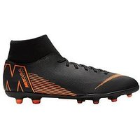 Nike Nike Mens Mercurial Superfly 6 Club Mg Football Boot, Black, Size 11, Men