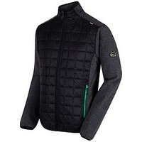 Regatta Chilton Ii Hybrid Jacket, Grey/Black, Size Xl, Men