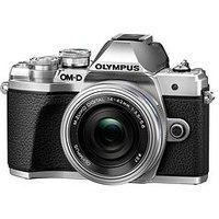 Olympus Om-D E-M10 Mk Iii Camera M.Zuiko 14-42Mm Ez Pancake Lens Kit - Save &Pound;40 With Voucher Code Mjxam sale image