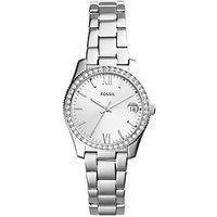 Fossil FOSSIL SCARLETTE STAINLESS STEEL BRACELET LADIES WATCH, One Colour, Women