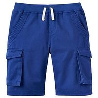 Boys, Joules Bob Cargo Shorts, Deep Blue, Size 3 Years