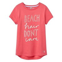 Joules Pixie Jersey Tshirt, Red Sky Beach, Size Age: 6 Years, Women