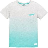 Joules Boys Olly Jersey T-shirt, Grey Marl, Size 4 Years