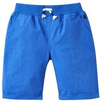 Joules Boys Huey Woven Short, Dazzling Blue, Size 5 Years