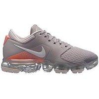 Nike Air VaporMax Junior Trainer, Grey/White, Size 3