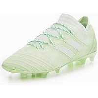 adidas Nemeziz 17.2 Firm Ground Football Boots, Ink, Size 8, Men