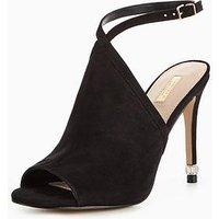 Carvela Giddy Np Shoe Boot, Black, Size 4, Women