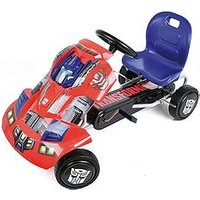 Transformers Optimus Prime Go-Kart