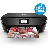 Hp Envy Photo 6230 Printer With Optional Ink (Includes Hp Instant Ink 4 Month Free Trial) - Printer With Hp 303 Black Ink And Ph