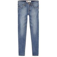 Levi's Boys Classics 501 Straight Fit Jeans, Indigo, Size Age: 4 Years
