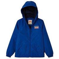 Levi's Boys Rainy Jacket, Royal Blue, Size Age: 10 Years