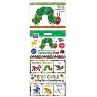 Hungry Caterpillar Three Book Collection
