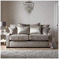 Michelle Keegan Home Mirage 2-Seater Fabric Sofa