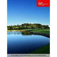 Virgin Experience Days Classic Golf Day At Formby Hall Golf Resort And Spa, Merseyside