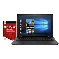 Hp 15-Bw094Na, Amd A10, 4Gb Ram, 128Gb Ssd, 15.6In Full Hd Laptop Includes Mcafee Livesafe  - Laptop With Mcafee Livesafe