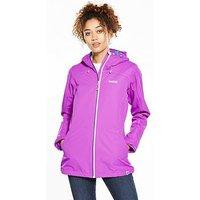Regatta Hamara II Jacket - Purple , Purple, Size 12, Women