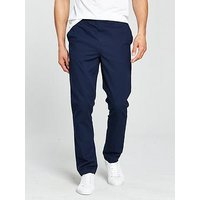 Lyle & Scott Lyle & Scott Relaxed Trouser, Navy, Size L, Men
