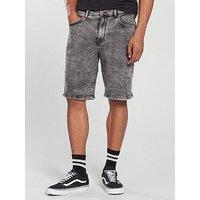 Wrangler Denim Shorts, Snowflake, Size 30, Men