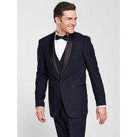 Skopes Newman Tuxedo Jacket, Navy, Size 42, Length Regular, Men