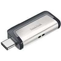 Sandisk Sandisk Ultra&Reg; Dual Drive Usb Type-Ctm, Flash Drive 128Gb*