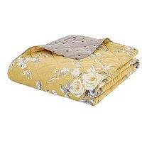 Product photograph showing Catherine Lansfield Canterbury Bedspread Throw