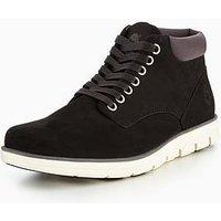 Timberland Bradstreet Chukka Boot, Black, Size 12, Men