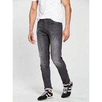 Boss Orange 90 Tapered Fit Jean, Slate Grey, Size 32, Inside Leg Regular, Men