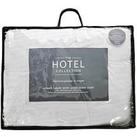 Hotel Collection Ultimate Luxury White Goose Down 10.5 Tog Duvet