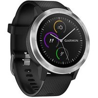 Garmin Vivoactive 3 - Black Stainless Steel