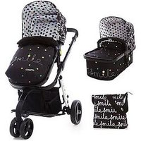 Cosatto Giggle 3-in-1 Pushchair - Smile, Smile