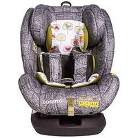 Cosatto All in All Group 0+123 ISOFIX Car Seat – Dawn Chorus, Dawn Chorus