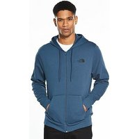 THE NORTH FACE Open Gate Light Hoodie, Blue, Size L, Men