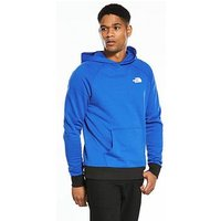 THE NORTH FACE Raglan Red Box Hoodie, Blue, Size Xl, Men