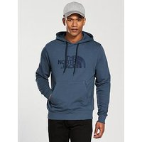 THE NORTH FACE Light Drew Peak Pullover Hoodie, Blue, Size Xs, Men