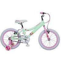 Coyote Moondust Alloy Girls Bike 16 Inch Wheel
