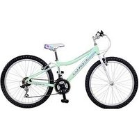 Coyote Breeze 18-Speed Alloy Girls Bike 24 Inch Wheel