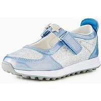 Lelli Kelly Colori One Strap Trainer, Denim Pearly, Size 7 Younger