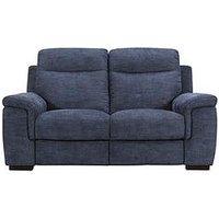 Violino Vermont 2 Seater Fabric Power Recliner Sofa