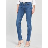 Levi's Innovation Super Skinny Jean - Chelsea Angels, Chelsea Angels, Size 30, Inside Leg 34, Women