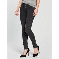 Levi's Innovation Super Skinny Jean, Fancy That, Size 28, Inside Leg 34, Women