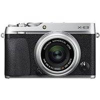 Fujifilm X-E3 Camera Xf 23Mm F/2.0 Lens Kit 24.3Mp 3.0Lcd 4K - Silver
