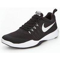 Nike Legend, Black/White, Size 8, Men