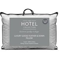 Ideal Home Luxury Goose Feather &Amp; Down Pillow