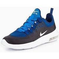 Nike Air Max Axis, Blue/Black/White, Size 7, Men