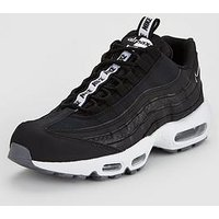Nike Air Max 95 SE, Black/White, Size 7, Men