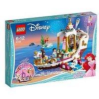 Lego Disney Princess 41153 Ariel'S Royal Celebration Boat