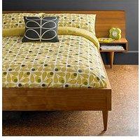 Orla Kiely House Acorn Cup Duvet Cover - Ks